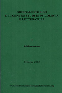 Vol. 15 – Hillmaniana
