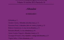 Vol. 17 – Abbandoni
