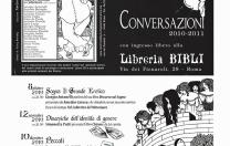 Conversazioni 2010 – 2011