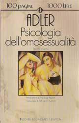 Psicologia dell'omosessualità