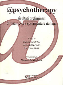 @psychotherapy. Risultati preliminari di una ricerca sperimentale italiana