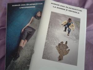 Romanzi di Auður Ava Ólafsdóttir