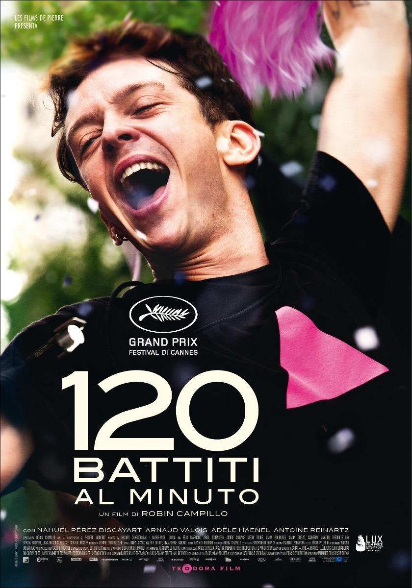 120 BATTITI AL MINUTO, un film di Robin Campillo