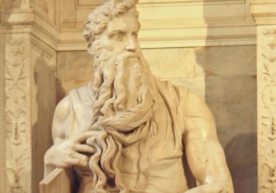 Il Mosè di Michelangelo (1914)